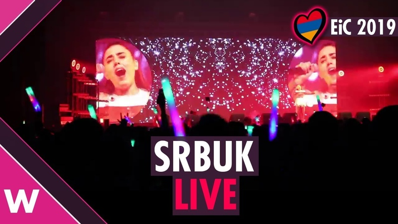 Srbuk Walking Out Armenia 2019 LIVE @ Eurovision in Concert 2019