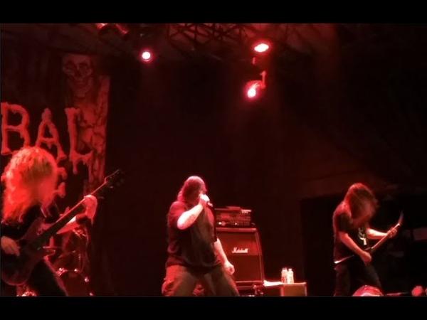 Cannibal Corpse - Pounded Into Dust (Circo Voador, Rio de Janeiro 14.09.2018)