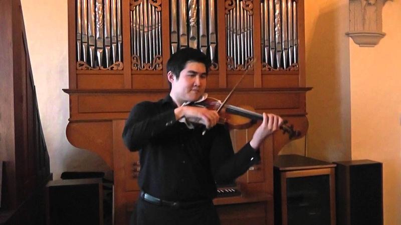 Bach: Partita No. 2, BWV 1004, V. Ciaccona