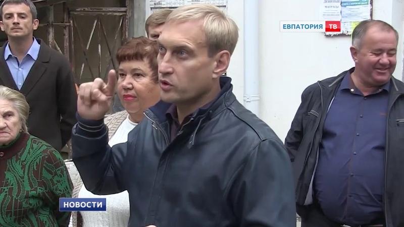 Андрей Филонов вновь встретился с горожанами