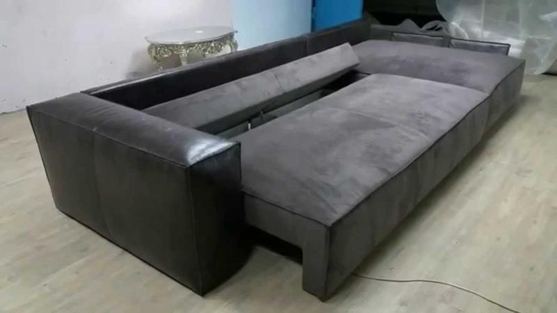 Электрический диван еврокнижка
