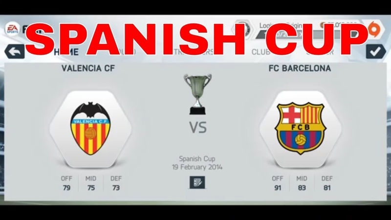 FIFA 14 Mobile REMASTER - Manager Mode - Barcelona - Season 1 - Part 33