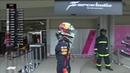 Крик души когда машина сломалась Опять 2018 Japanese Grand Prix: Qualifying Highlights