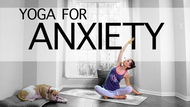 Yoga For Anxiety | Ali Kamenova Yoga