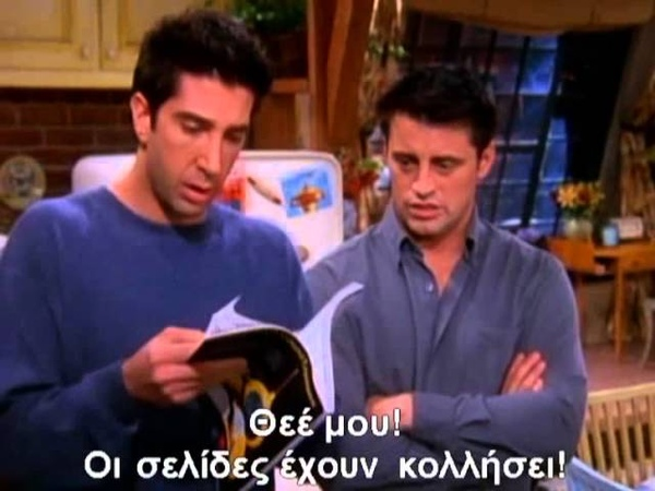 FRIENDS SEASON 6 Βίντεο No1