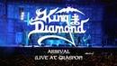 King Diamond Arrival (Live at Graspop) (OFFICIAL)