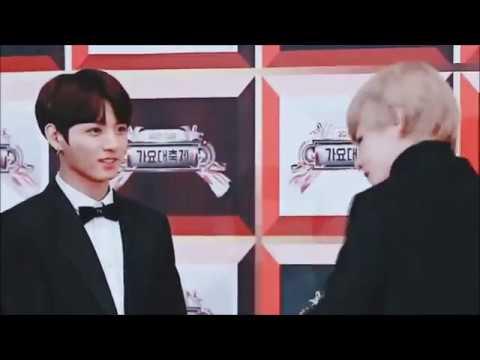 How Jungkook looks at Taehyung