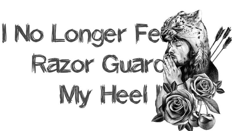 $uicideboy$ - I No Longer Fear the Razor Guarding My Heel IV | Перевод | Rus Subs