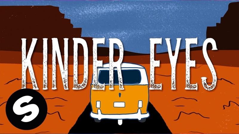 Ryan Riback Kinder Eyes feat Ryann Official Music Video