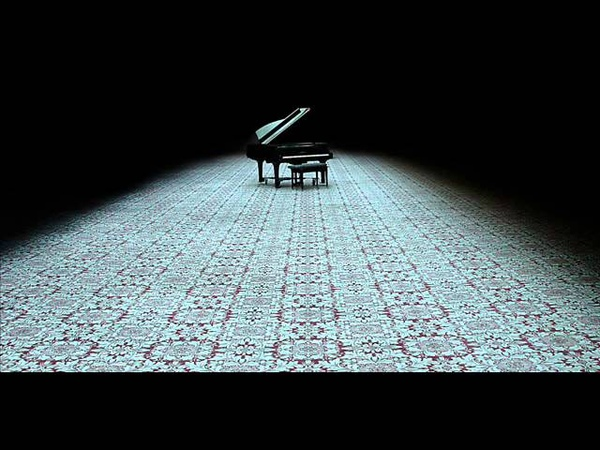 Gottschalk piano pieces played by _