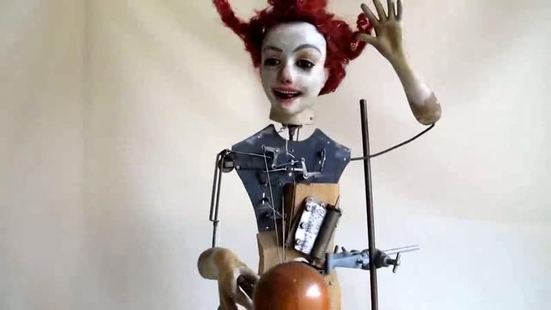 Automaton Roboclown 1 1 CLIP 1