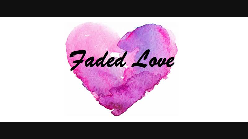 Tina Boo Choreography - Faded Love (Cover by Toshi)