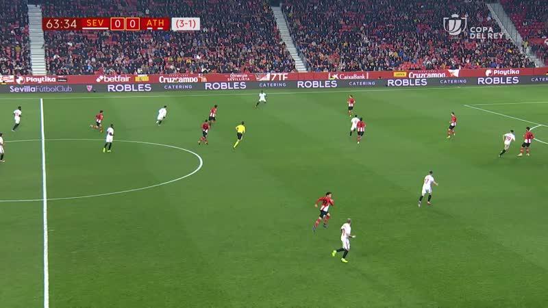 Sevilla 0-1 Athletic Highlights_Full-HD