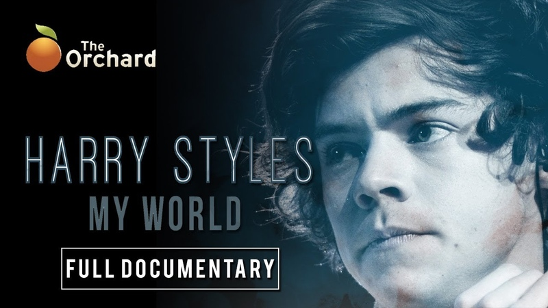 Harry Styles My World (FULL DOCUMENTARY)