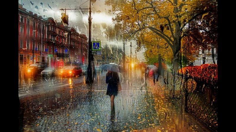 Колыбельная с четырьмя дождями. Полина Огуреева