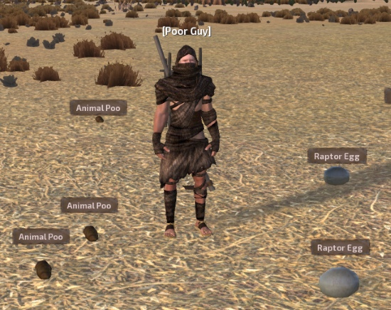 Interactive world (RU) / Интерактивный мир (RU)