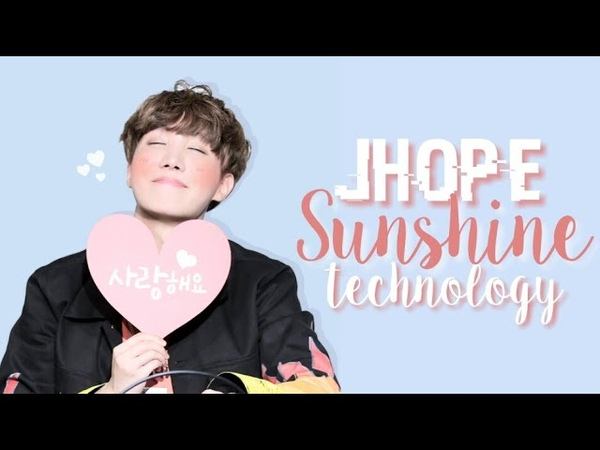Jhope SUNSHINE Technology Try Not To Laugh Fangirl Fanboy