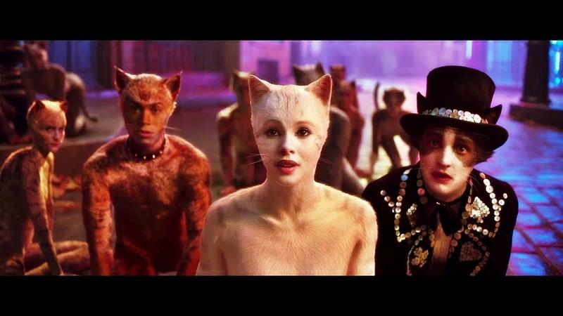 КОШКИ Cats, 2019 ¦ мюзикл, фэнтези, драма, комедия ¦ Русский трейлер