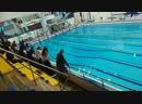 Уральский пятиборец ТV, Первенство УрФО 2018, двоеборье, плавание 100м