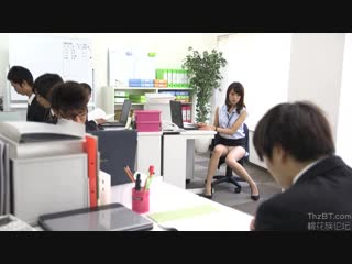 Kaori oishi. married office lady. замужняя офисная сотрудница.