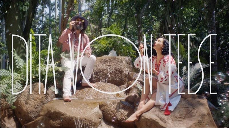 Dita Von Teese: A Musical Film featuring Sebastien Tellier (Official Video)