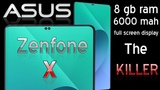 ASUS Zenfone x another bezel less smartphone | THE most beautiful SMARTPHONE EVER
