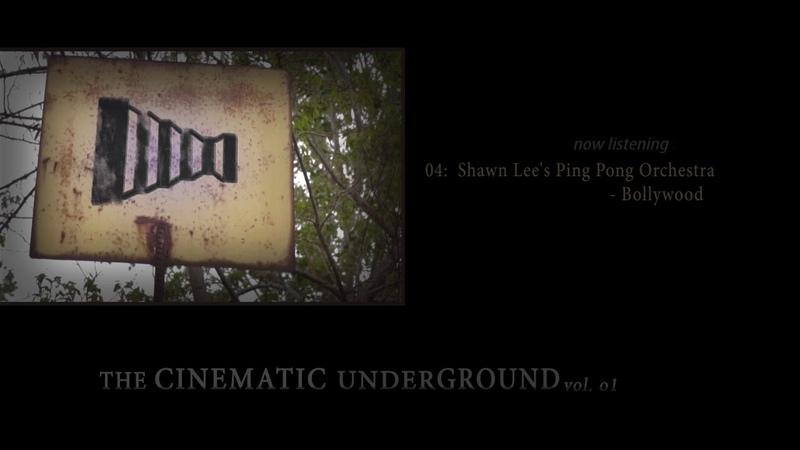 The Cinematik Underground Vol.1 - (DowntempoTrip HopBreaksJazz-FunkInstrumentalMix)