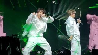 180928 Outro: Tear @ BTS 방탄소년단 Love Yourself Tour in Newark Fancam 직캠