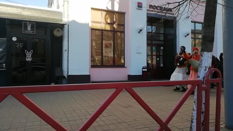 11.11.18 Матрица дала сбой. Ярославль. кафе Белый кролик :)
