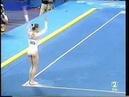 Olympic Champions Sydney 2000 Floor Elena Zamolodchikova
