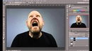 Видео уроки Photoshop – Обработка мужского портрета в фотошоп