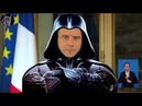 Dark Macron La marche impériale mortifère La liberté de l'hypocrisie