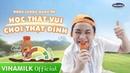 Quảng cáo Vinamilk MV Super Susu Học thật vui Chơi thật đỉnh Nguyễn Hoàng Quân Bé Ben
