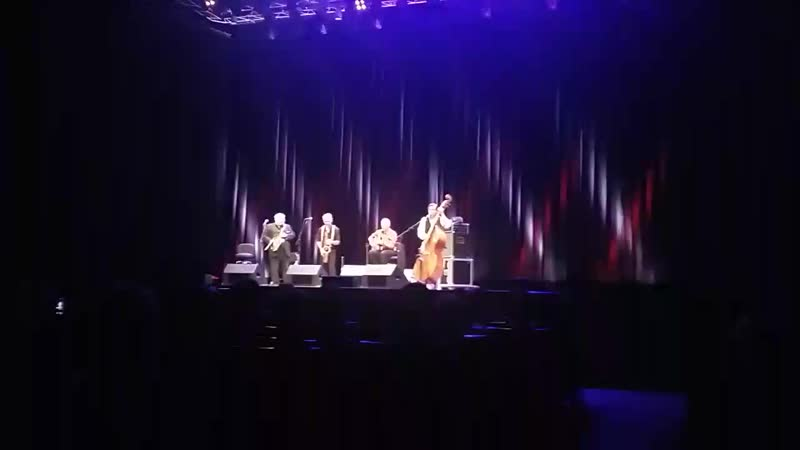 джазовый квартет Mister Swing