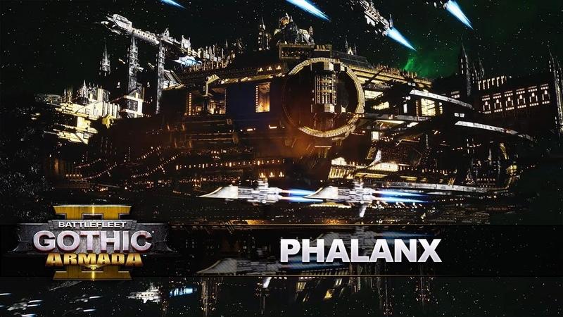 Battlefleet Gothic: Armada 2 - Phalanx