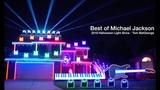 Best of Michael Jackson Halloween Light Show 2018
