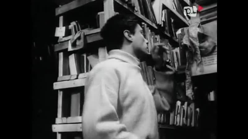 ⌛Smierc prowincjala(1966)Смерть провинциала*реж.Кшиштоф Занусси