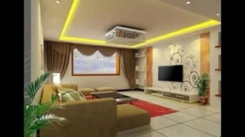 Best 100 modern living room furniture design catalogue 2019 - POP ceiling for ha_low.mp4