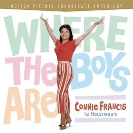 Connie Francis альбом Where The Boys Are: Connie Francis In Hollywood