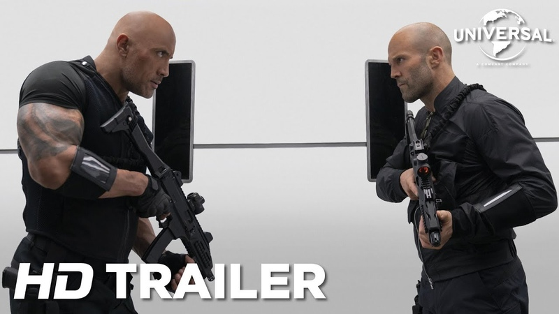 Fast Furious Hobbs Shaw – Trailer 2 (Universal Pictures) HD