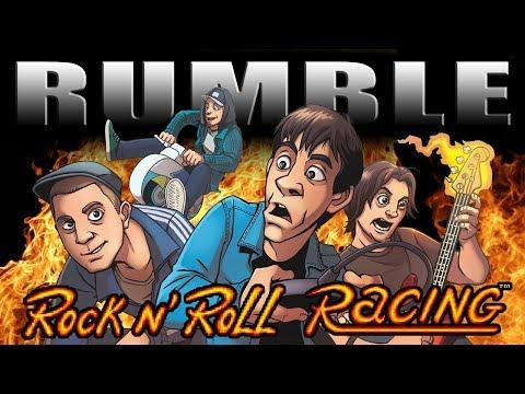 Rock-n-Roll Racing Rumble (Hodi-Brodi feat. Krop vs. Kinaman feat. Pixel Devil) - стрим второй