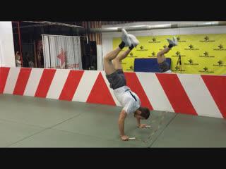 Тренировка Отжимания Стойка Скакалка. Workout