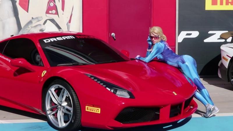 WHAT IT'S LIKE TO DRIVE A $500,000 LAMBORGHINI AVENTADOR