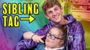 The Sibling Tag! MattyBRaps vs Sarah Grace