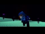 ХОЛОДНЕЕ ЧЕМ ЛЁД - Майнкрафт Рэп Клип (На Русском) Cold as Ice Minecraft Original Song Animation