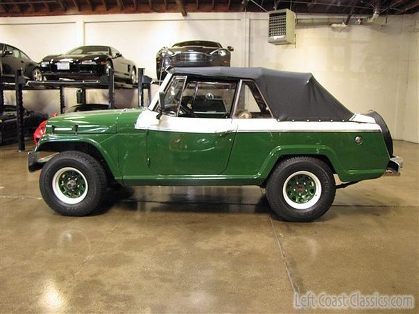 Вехи истории: 1979 Jeep Jeepster II