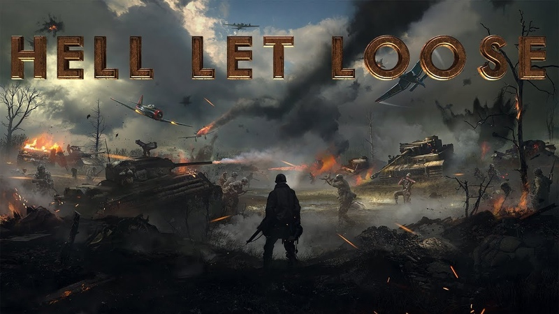 Hell Let Loose - Announcement Trailer (PC)