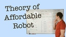 Theory of Affordable Robot Arm on Brushless Motors
