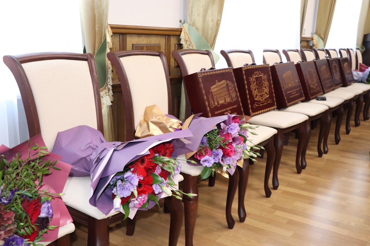 В преддверии 445-летия Уфы состоялась встреча с почетными гражданами города