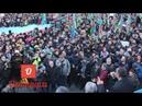 Möhtəşəm mitinq, güclü ismarıc - 19 yanvar mitinqi